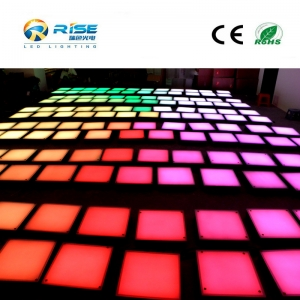 500 * 500mm IP65 led piso de baile