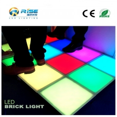 led dancing floor