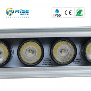 Blanco cálido 36W / DMX512 RGB LED Wall Washer luz IP65