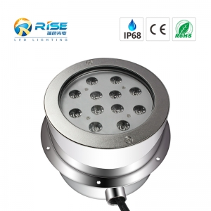 36W, cambio de Color de 12 * 3W led luz de la piscina