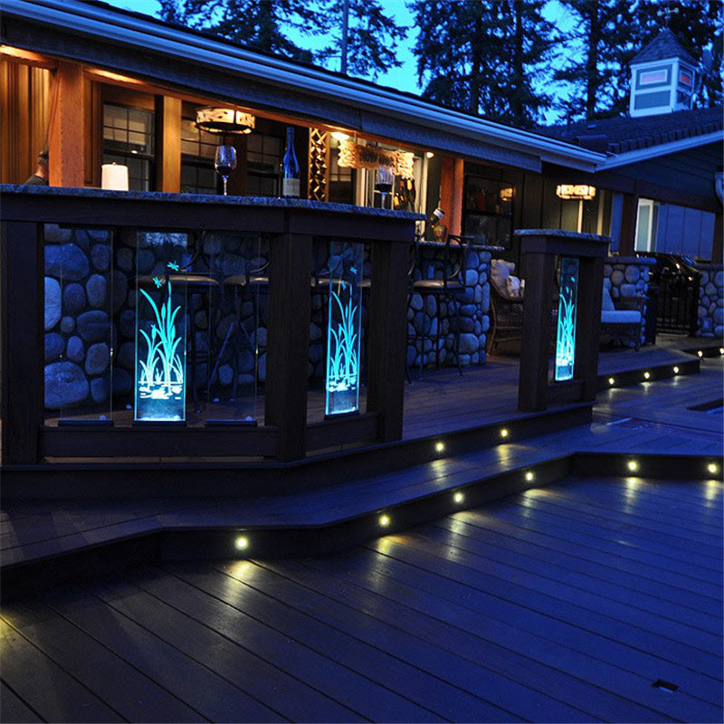 Para decorar tu hogar con RISE LED Deck Light